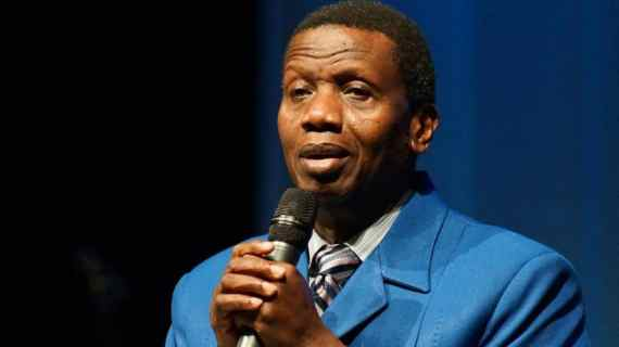 Pastor Adeboye Reveals What God Told Him About Corona Virus