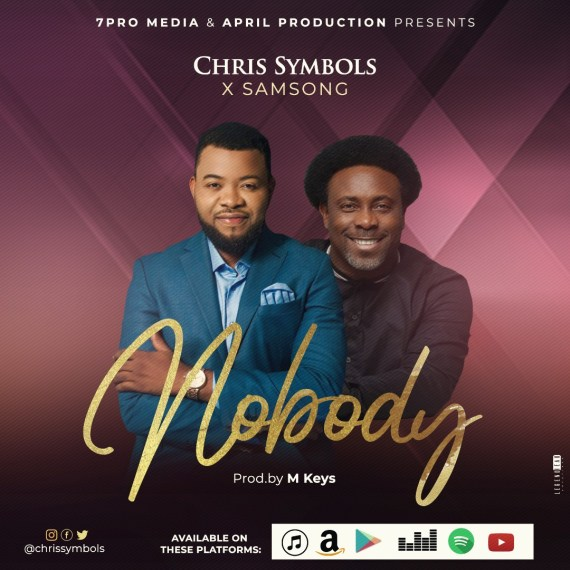 New Music By Chris Symbols NOBODY