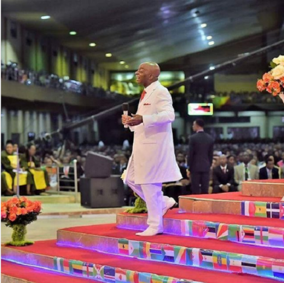 Oyedepo Churches Closed