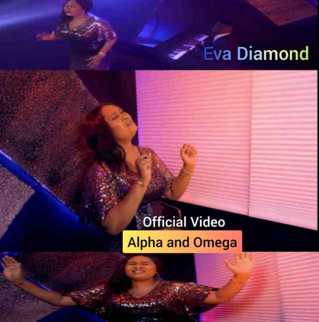 New Music Video By Eva Daimond ALPHA & OMEGA | Mp3 Free