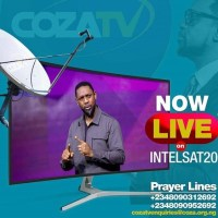 Pastor Biodun Fatoyinbo Launches COZA TV On Intelsat 20