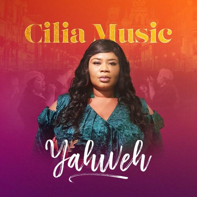 Gospel artist Cilia Music YAHWEH, Precilia Akinwande