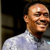 """It Defeats The Finished Work"" - Pastor Chris Okotie Kicks Against Use Of Nose Mask In Church"