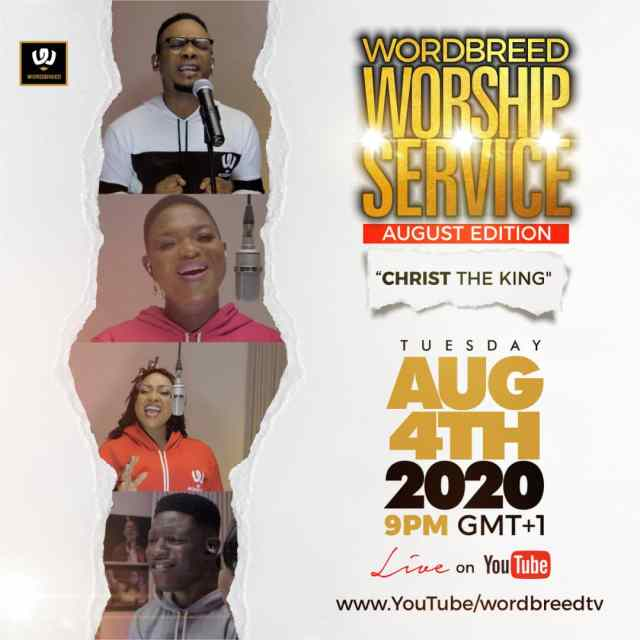 wordbreed worship service, chris shalom