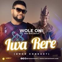 #SelahMusic: Wole Oni | Iwa Rere | Feat. Bois Olorun (@iamwoleoni)