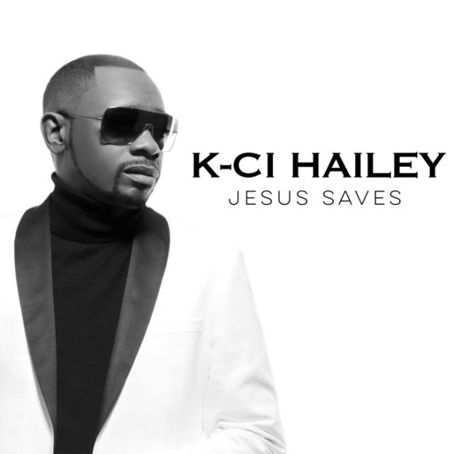 JESUS SAVES by K-Ci Hailey
