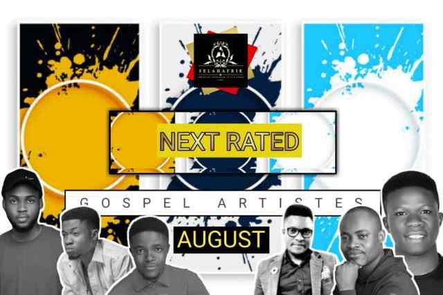next rated gospel artiste