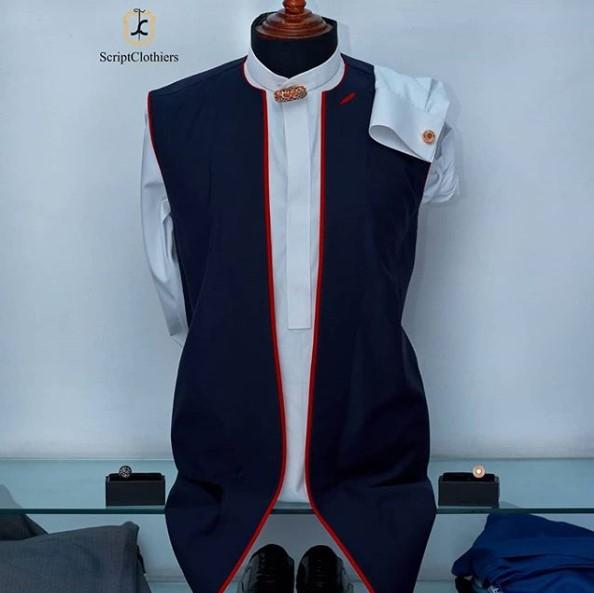 Christian Fashion, Preye Odede Script Clothiers, preye odede experience
