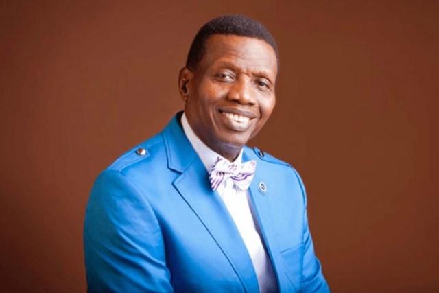 Pastor Adeboye buys helicopter