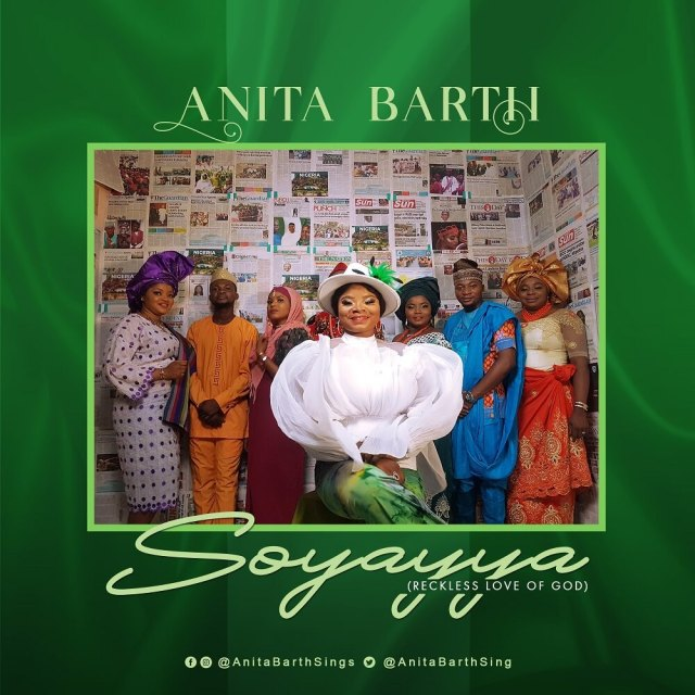 New Music By Anita Barth SOYAYYA | Mp3 Free Download