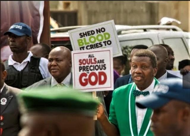 end police brutality, pastor sam adeyemi,