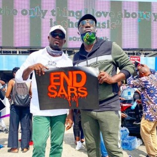 Sammie Okposo End Sars 2