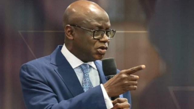 - Pastor Tunde Bakare Says ENDSARS Protest Goes Beyond Police Brutality But Also A Cry For Good Governance