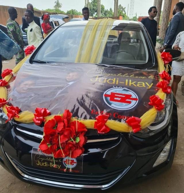 EeZee Tee Presents Judikay And Anselem Brand New Hyundai Elantra