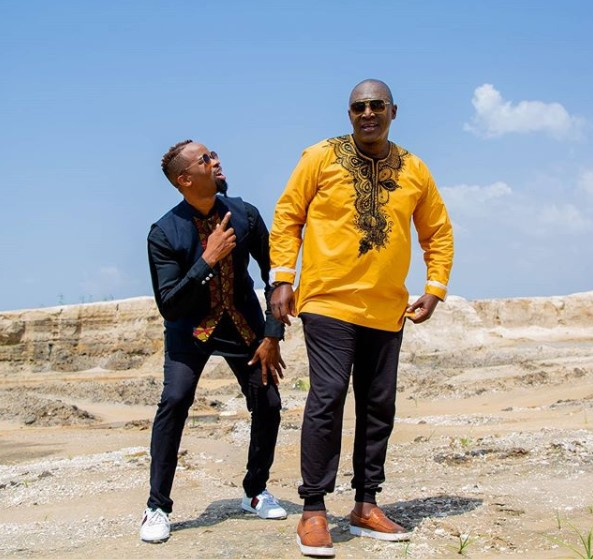 Sammie Okposo & Michael Stuckey Prep