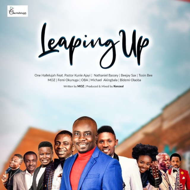 - Fresh New Music Video By One Hallelujah Records LEAPING UP