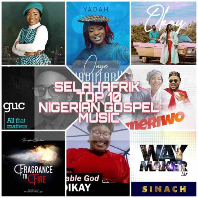 gospel music countdown