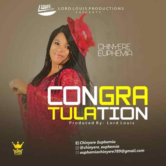 Chinyere Euphemia | Congratulation