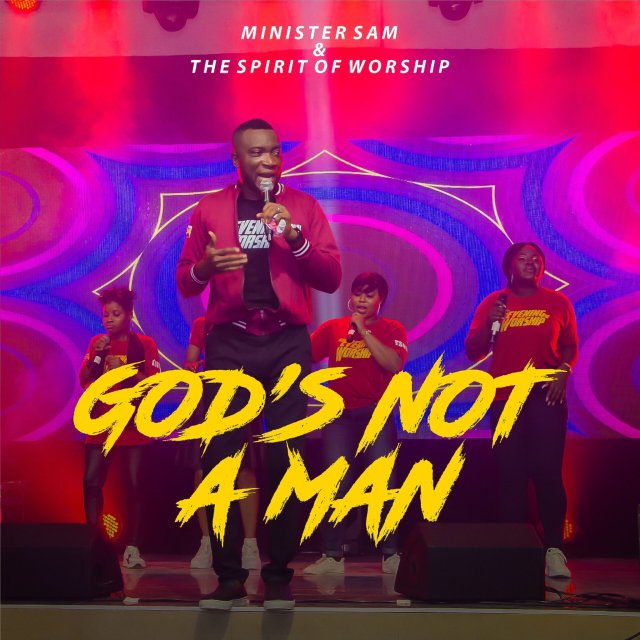 New Music Video By Minister Sam Tagged GOD'S IS NOT A MAN