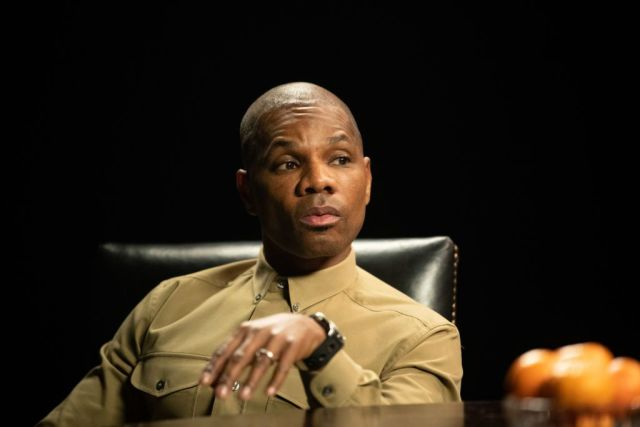 Kirk Franklin Apologizes For Explicit-Laden Phone Argument With Son
