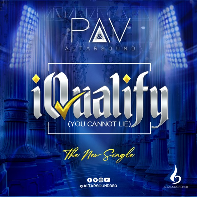 PAV & Altarsound | iQualify (You Cannot Lie)