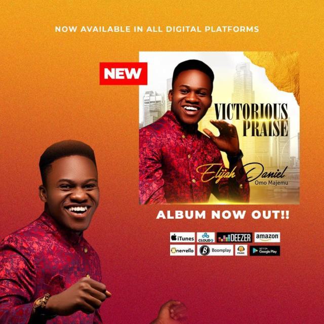 Gospel Artiste Elijah Daniel Shares