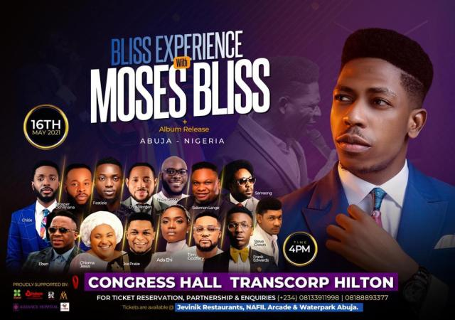 Moses Bliss Preps For