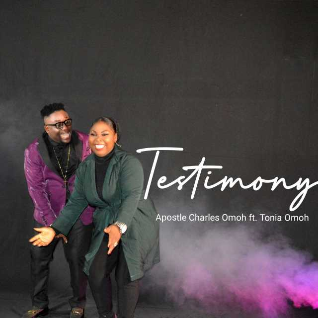 Apostle Charles Omoh   Testimony   Feat. Tonia Omoh