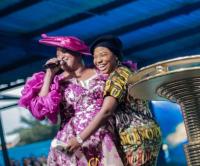 Chioma Jesus and Mercy Chinwo