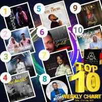 SelahAfrik Official Top 10 Gospel Chart Of The Week | 26th – 31st July, 2021