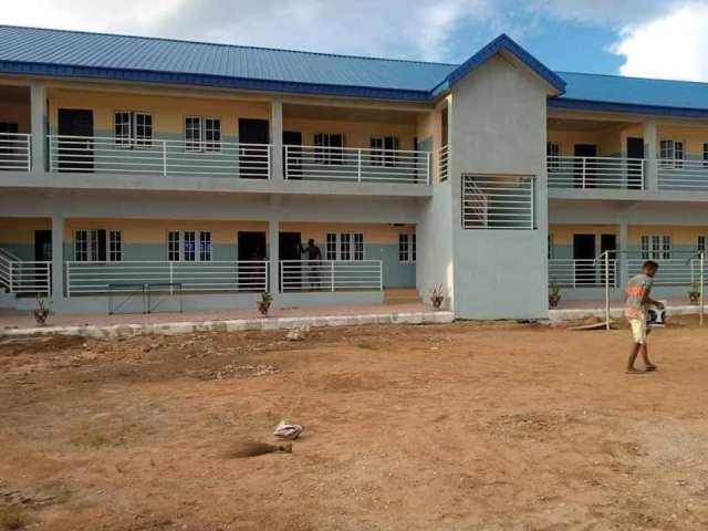Pastor Chris Builds School & Hospital Tuition Free In Adamawa