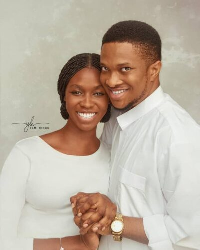 Gospel Minister Lawrence Oyor Announces The Birth Of His First Child