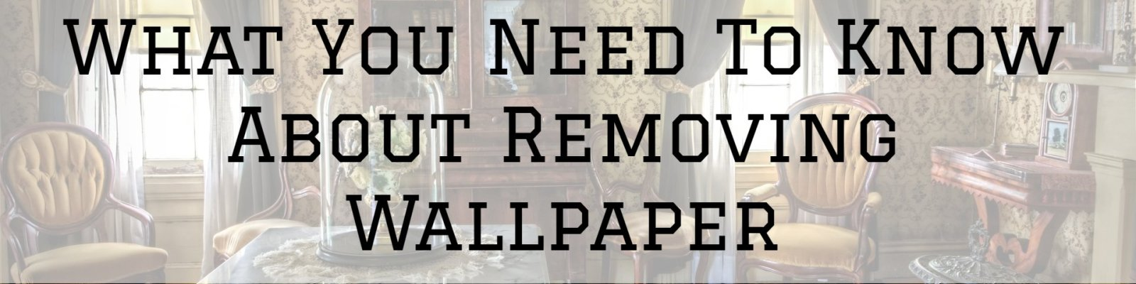 2020-04-23 Selah Painting St. Louis MO Removing Wallpaper