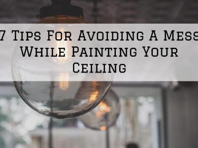 2020-10-16 Selah Painting St Louis Mess Avoid Ceiling
