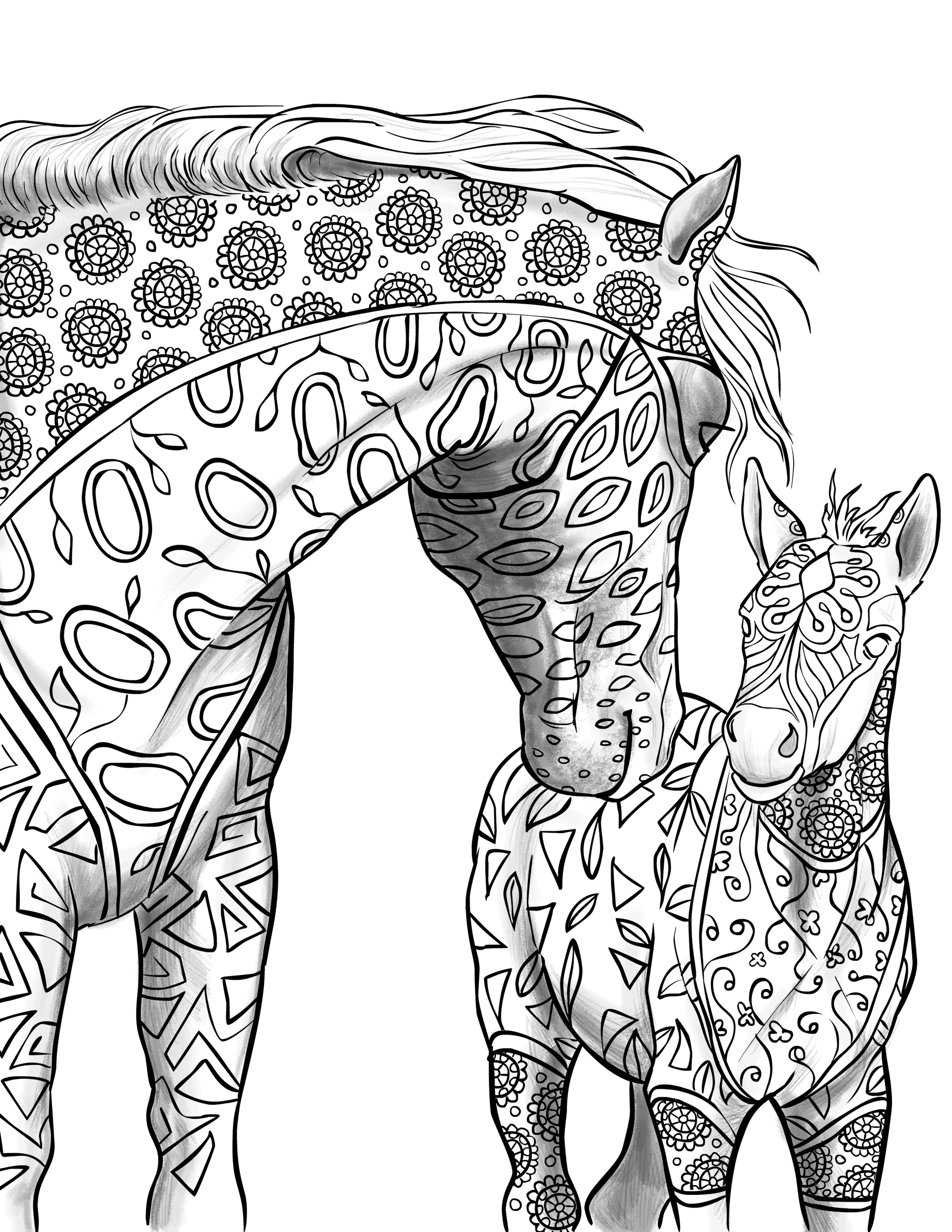 Coloring Book Samples Selah Works Adult Coloring Books