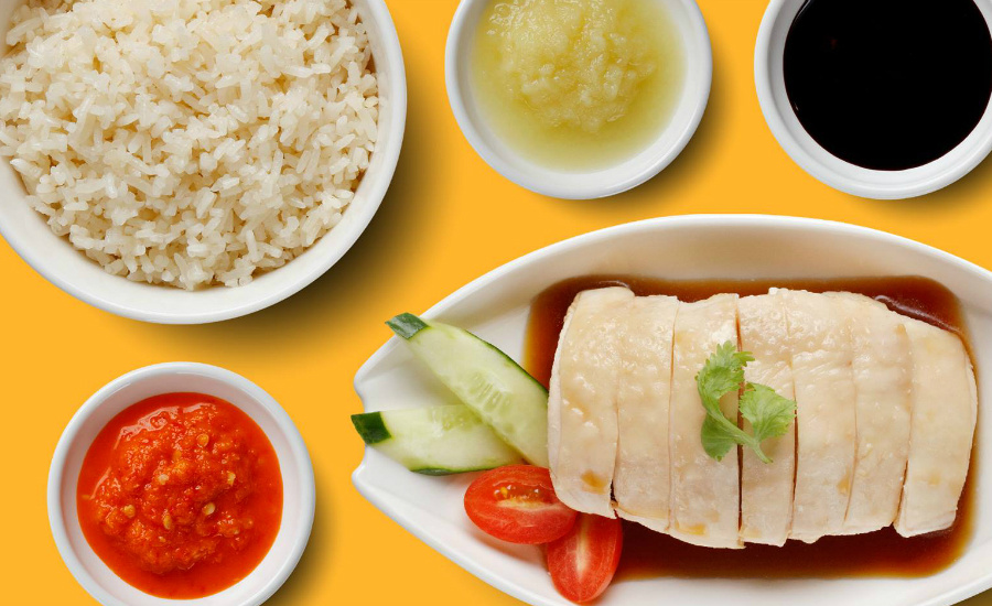 Foods you should eat in Singapore Chatterbox Singapore for Chicken Rice