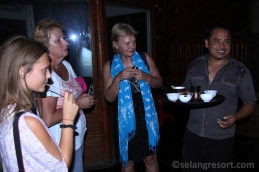 Ochutnávka čokolády na Bali - výlet do Klungkungu