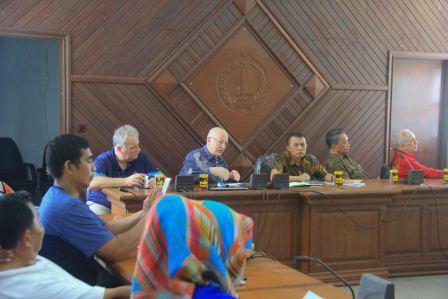 PT. Saudi Indojaya International Presentase Rencana Pembangunan Kilang Minyak di Selayar