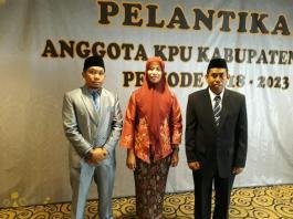 anggota KPU Kepulauan Selayar