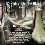 Bloggeburtstag – Tag 7 – das Jahr 2012