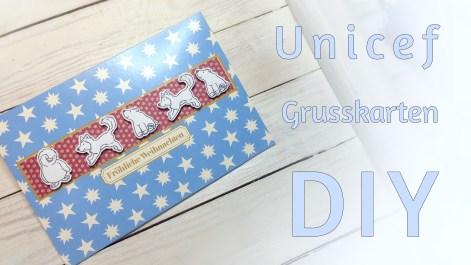 Unicef Grußkarte