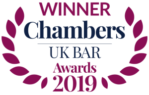 Chambers and Partners Awards 2019