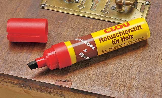 Furnier reparieren selbst.de