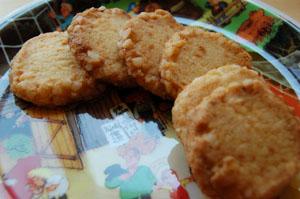 Heidesand-Kekse