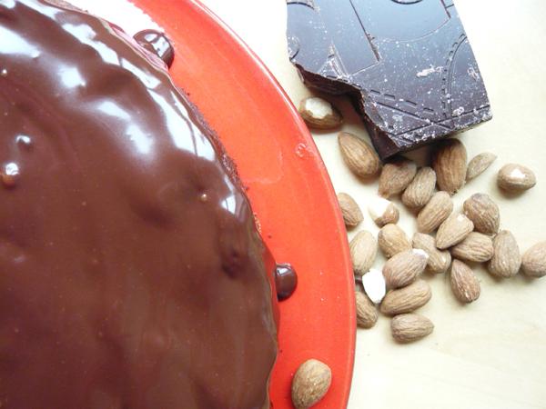 Schokolade-Nuss-Kuchen