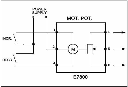 E7800 Connection SELCO USA