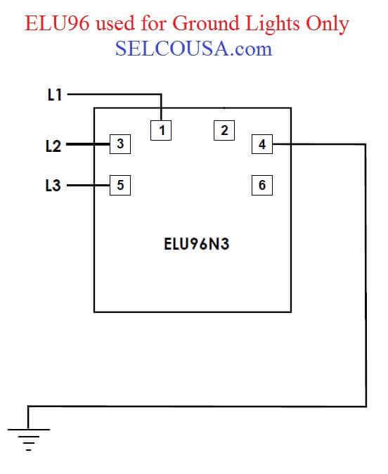 ELU96 Ground Lights