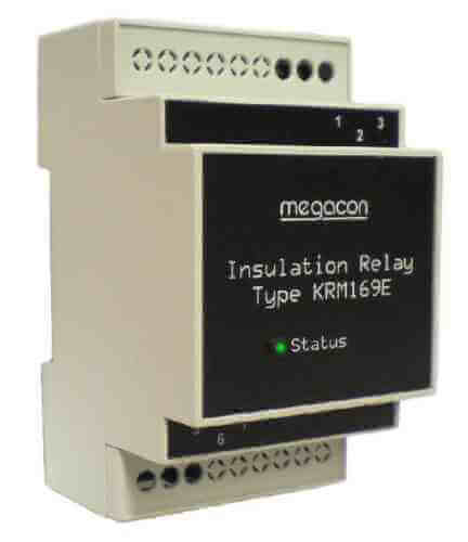 KRM169E DC Insulation Monitor SELCO USA