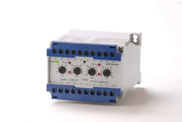 T2500 Overcurrent & Short Circuit Relay SELCO USA