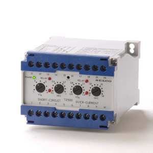 T2500 Overcurrent & Short Circuit Relay SELCO USA